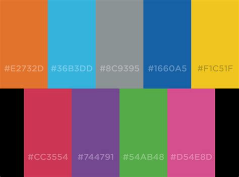 colors live muse member color schemes by thewolfbunny on deviantart