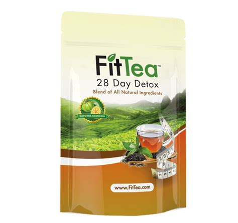 Fit Tea 28 Day Detox Results by Fit Tea 28 Day Detox