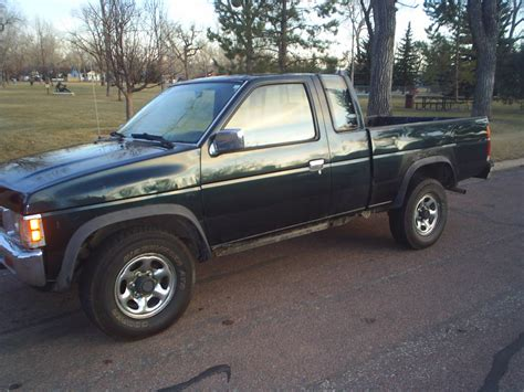 1995 nissan truck 1995 nissan truck information and photos momentcar