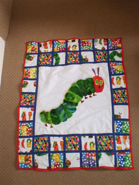 quilt pattern very hungry caterpillar 17 best images about very hungry caterpillar quilts on