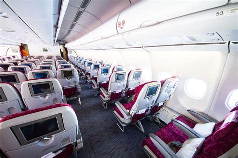 miles     qatar airways economy class flight review airlinereporter