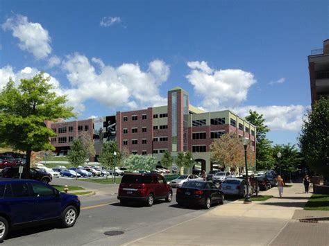 City Center Parking Garage by City Center Parking Garage Sustainable Saratoga Urges