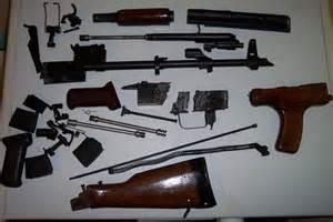 Roamian 7 62x39 ak 47 w barrel ak47 g complete parts kit all matching