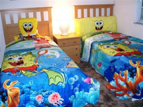 Spongebob Room Decor by Bedroom D 233 Cor Ideas Inspired By Spongebob Squarepants