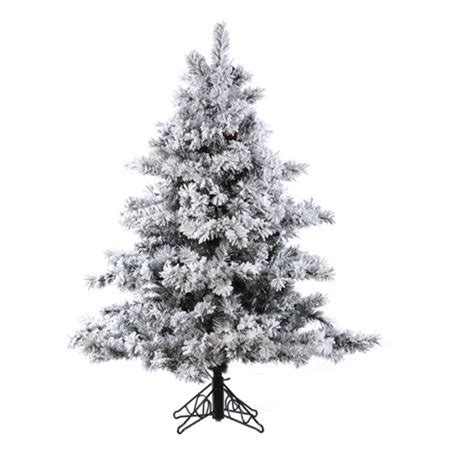 4 12 ft xmas tree at walmart northlight 4 5 ft flocked alaskan artificial tree unlit walmart