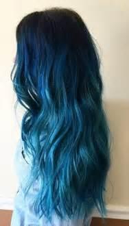 is ombre blue hair ok for older women best 25 blue ombre hair ideas on pinterest ombre hair