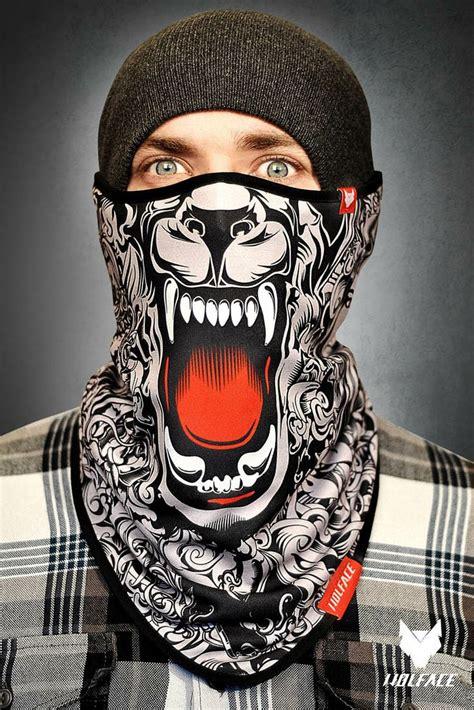 Masker Bandana 18 best wolface mask bandanas images on