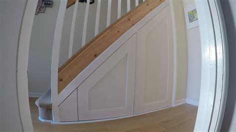 Understairs Cupboard Door - stair door douglas fir doors stairs cupboard