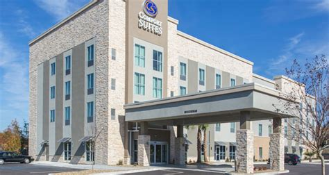 comfort inn and suites charleston sc comfort suites opens in north charleston lodging magazine