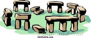 Stonehenge Clipart stonehenge vector clip