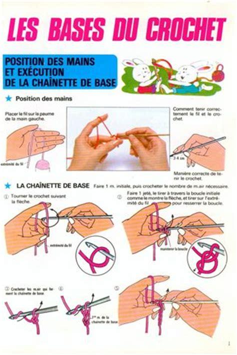 Apprendre A Faire Du Crochet by Apprendre Comment Faire Le Crochet