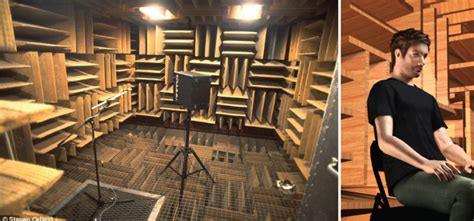 the quietest room worlds quietest room the sound of silence archi