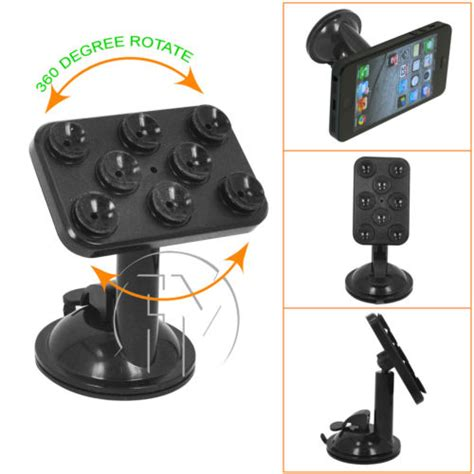 Holder Hp Motor Flexy 360 Black smart spider uf 1 020 360 degree rotation suction cup