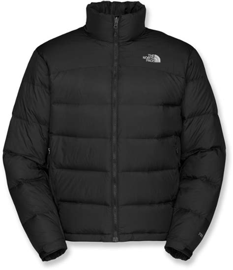 north face nuptse   jacket mens rei  op