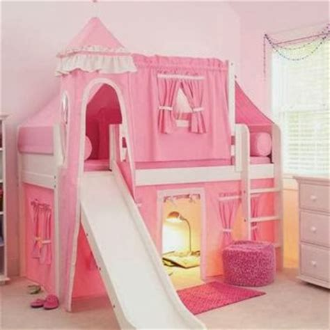 Princess Bunk Bed Castle Bunk Beds For Rooms Sleeping Castle Loft Bed