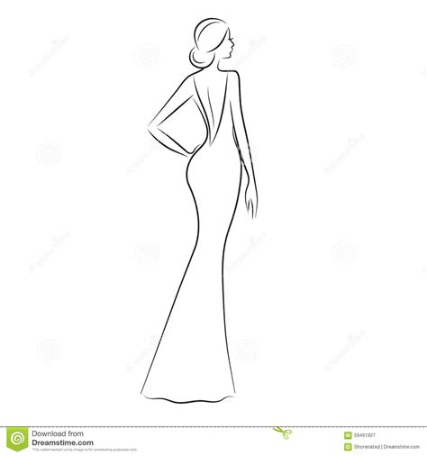 fashion doll outline the world s catalogue of ideas