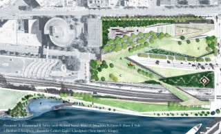 River City Floor Plans olympic sculpture park by charles anderson atelier ps