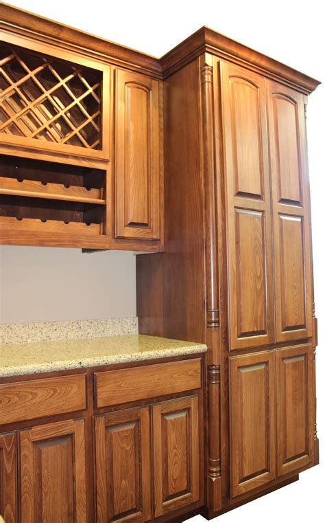 Cabinet Bump Up or Out   Burrows Cabinets   central Texas