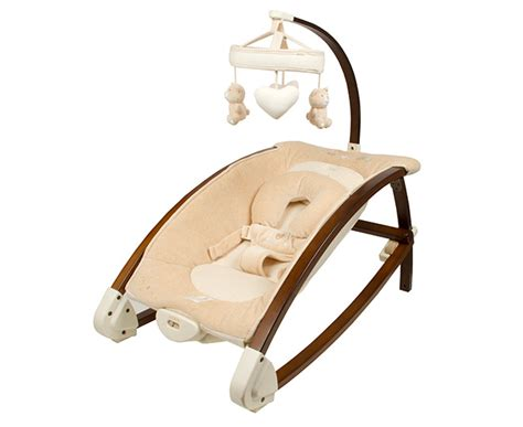 Natures Purest Rocking Crib by Catchoftheday Au Nature S Purest Baby Rocker