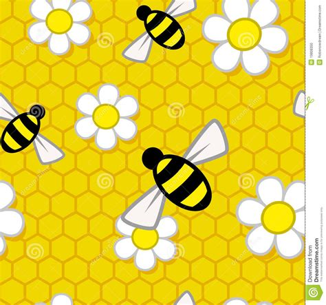 android background pattern repeat honey pattern repeat stock photo image 19808350