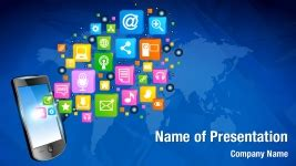 mobile ppt themes free download mobile medical apps powerpoint templates mobile medical