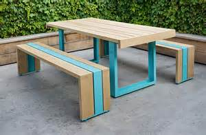 stylish design sr outdoor table set from scout regalia