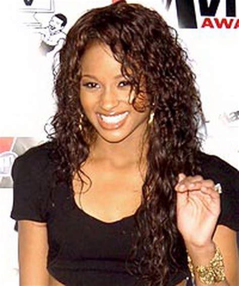 american n wavy hairstyles ciara curly hairstyles