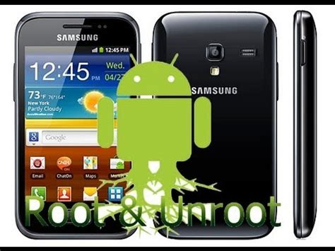 how to root unroot a samsung galaxy ace no pc apps directories samsung s7500 flash by odin doovi