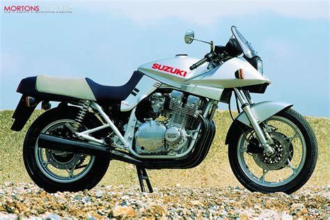 Suzuki Katana 1000 Suzuki Gsx 1100 1000 Katana Classic Bikers Club Magazine