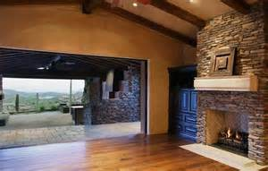 Covered Patio With Fireplace by Covered Patio Fireplace Light My Fire Pinterest