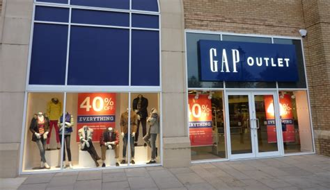 Outlet Stores by Fsm Supply Equipment For New Gap Outlet Stores Fsm Manufacturing