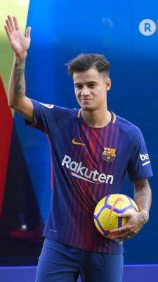 philippe coutinho barcelona iphone wallpaper