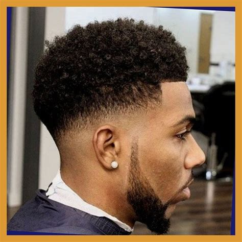 black men haircuts temp fades with curls pertaining to how to get a curly afro temp fade clever