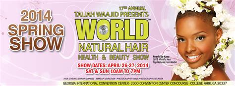 are there any natural hair expo in chicago chicago hair show tickets for 2014 midwest beauty show