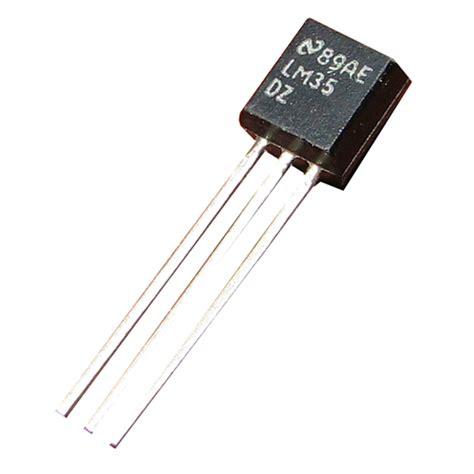 transistor lm35 sensors temperature lm35 temperature sensor