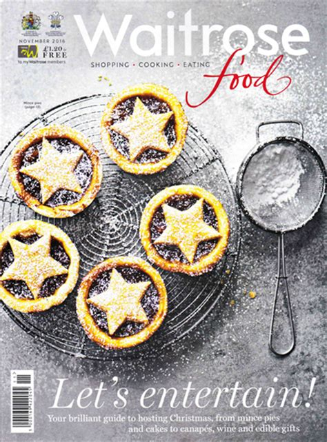 waitrose food waitrose food magazine november 2016 eat your books