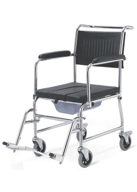 Handicap Chair - toilet commode wheelchair24