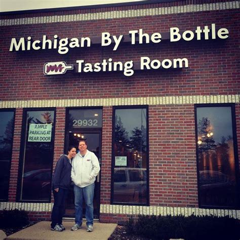 michigan by the bottle tasting room michigan by the bottle celebrates grand opening in royal