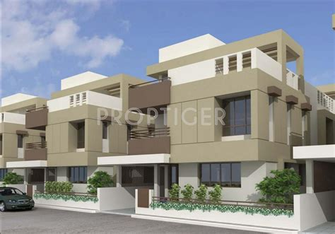 lifestyle homes main elevation image 2 of b r patel siddharth lifestyle