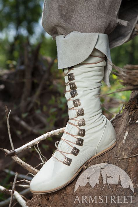 sca boots great quality handmade larp and sca boots available in
