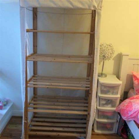 Canvas Wardrobes For Sale by Canvas Wardrobe For Sale In Stillorgan Dublin From Craftgal