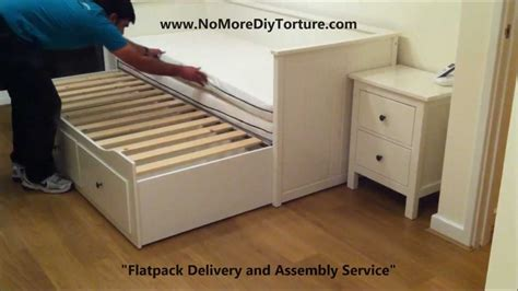 ikea trundle bed with drawers ikea hemnes day trundle bed with 3 drawers white v2