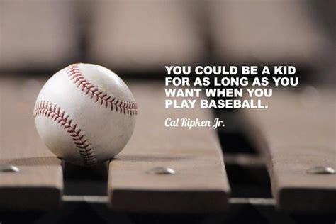 baseball quotes cal ripken jr quotes quotesgram