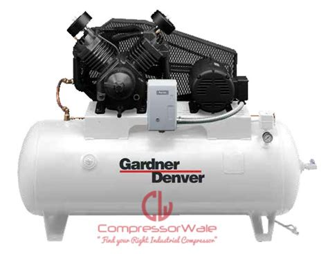 gardner denver rv series lubricated reciprocating air compressors