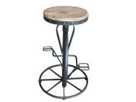 Bicycle Wheel Bar Stool by Charles Bicycle Wheel Adjustable Bar Stool