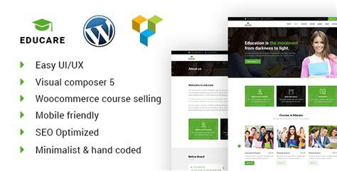 ps4 themes erstellen educare lernen akademie wordpress theme webdesign