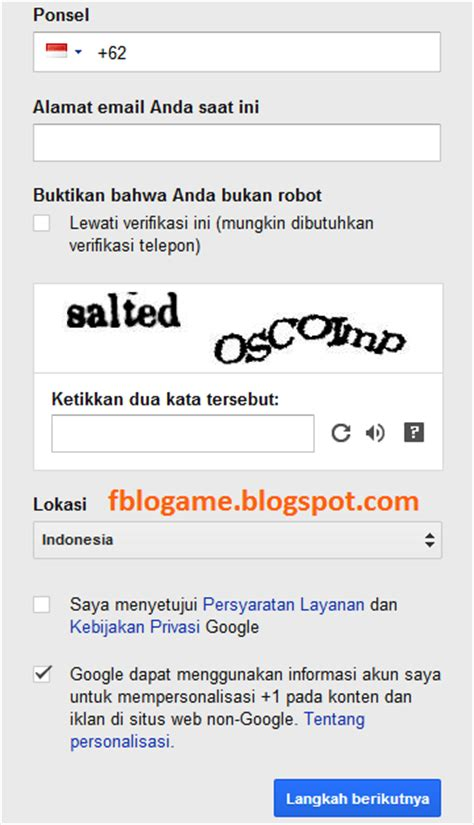membuat facebook gmail cara membuat email fb email facebook gmail tutorial