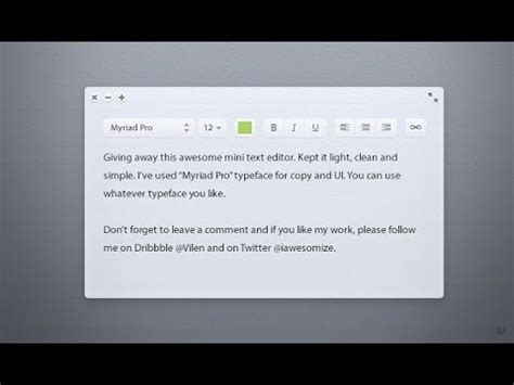 javascript tutorial text editor rich text editor in js part 1 3 wysiwyg html editor