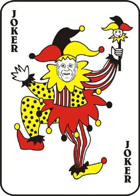 Joker Card Template by Cards Jokers Spicytec