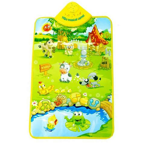 tappeti musicali per bambini oltre 25 fantastiche idee su tappeti da gioco per bambino